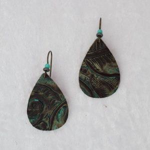 Designs by Denise earrings